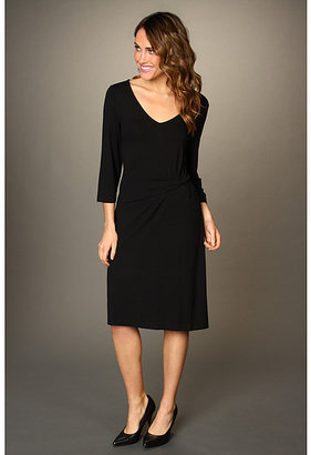 Tommy Bahama Tambour Tucked Waist Dress
