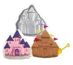 Wilton Castle Cake Pan