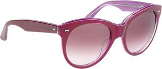 Oliver Goldsmith Manhattan 1966 Sunglasses-Purple