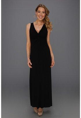 Karen Kane Sofia Maxi Dress (Black) - Apparel