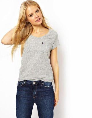 Jack Wills Scoop Neck T-Shirt