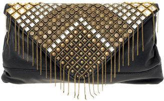 Dune Embellished Clutch Bag