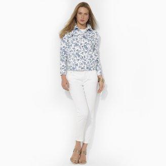 Lauren Ralph Lauren Ralph Slim Modern Cropped Jean