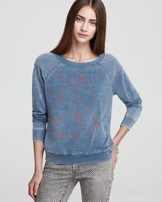 Chaser Sweatshirt - Wild Spirit with Raglan Sleeves