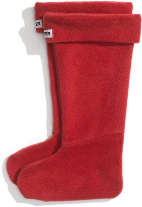 Hunter Fleece Welly Socks (Baby Girls, Toddler Girls, Little Girls & Big Girls)