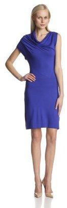 Vivienne Westwood Women's Mosasic Asymetrcial-Sleeve Dress