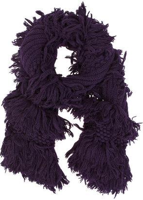 Vanessa Bruno Alpaca-blend scarf
