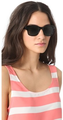 Oliver Peoples Jannsson Polarized Sunglasses
