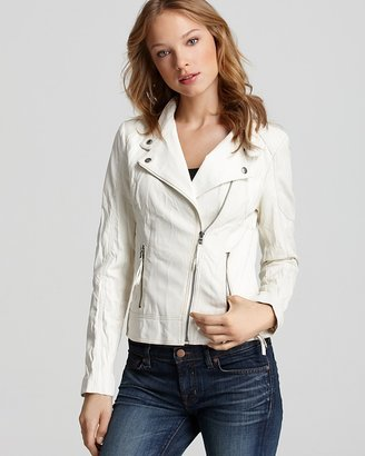 GUESS Jacket - Venice Faux Leather