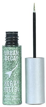 Urban Decay Heavy Metal Glitter Eyeliner, Mullett (green)