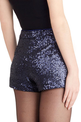 Sequined Admirer Shorts