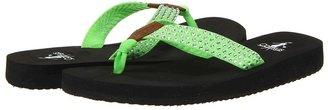 Corkys - Madeline (Lime) - Footwear