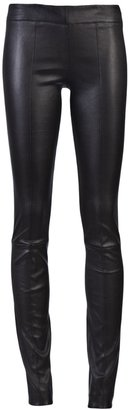 The Row YURTLY LEATHER LEGGING