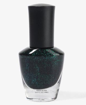 Forever 21 Deep Green Nail Polish