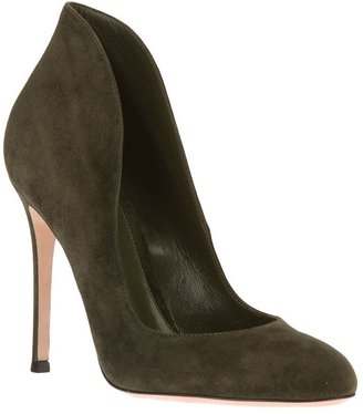 Gianvito Rossi high sided pump