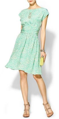 Tucker SIlk Cummerbund Dress