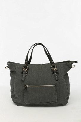 BDG Oversized West Oxford Weekender Bag