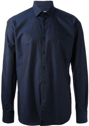 Karl Lagerfeld Lagerfeld collared shirt