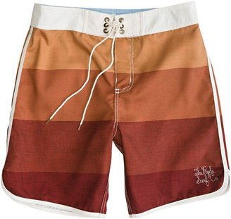 Ryde The Leon Boardshort Red
