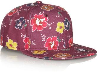 Kenzo New Era floral-print twill cap