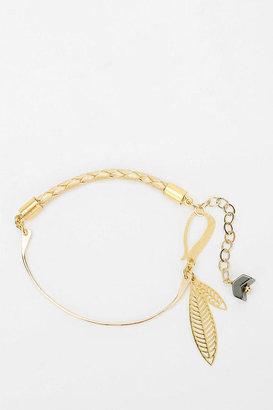 Kris Nations Melissa Leather Cuff Bracelet