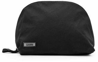 Ganni Tech Fabric Toiletry Bag