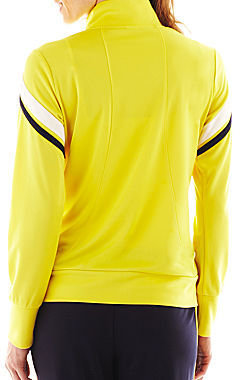 JCPenney Made For Life Mesh Track Jacket