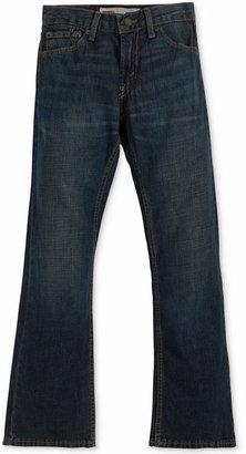Levi's Boys' Husky 527 Bootcut Jeans $42 thestylecure.com