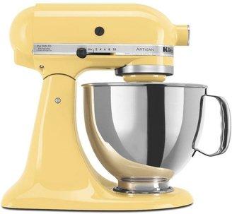 KitchenAid Artisan Series 5 Qt. Stand Mixer in Majestic Yellow