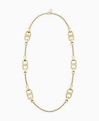 Ann Taylor Estate Link Chain Necklace