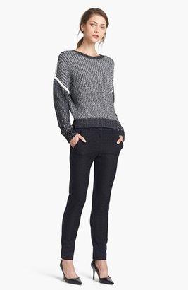 A.L.C. 'Maddie' Pullover Black/ White Medium