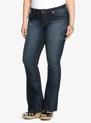 Torrid Slim Boot Jean - Medium Wash (Extra Tall)