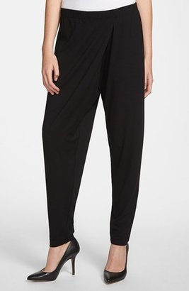 Eileen Fisher Faux Wrap Tapered Pant