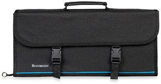 Messermeister 17-Pocket Knife Case - Black