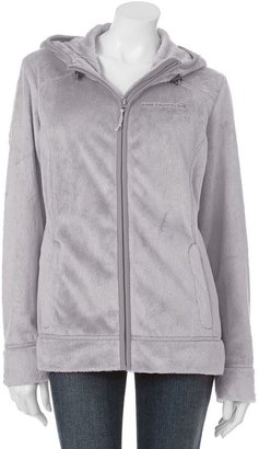 Free Country hooded pile knit jacket - women's