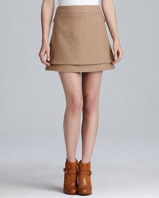 Rachel Zoe Mini Skirt - The Venice Layered