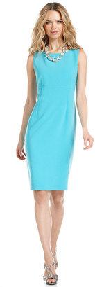 Kasper Petite Dress, Sleeveless Sheath