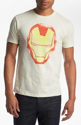 Iron Man Topless California Topless 'Ironman' T-Shirt