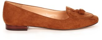 Sole Society Cambria tassel loafer