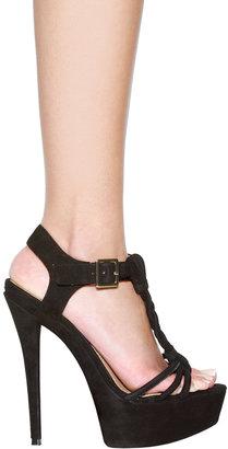 Rachel Zoe Footwear Valerie Sandal in Black