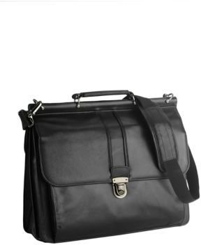 Kenneth Cole Reaction Red Hot Chili Peppers Dowel Leather Computer Bag