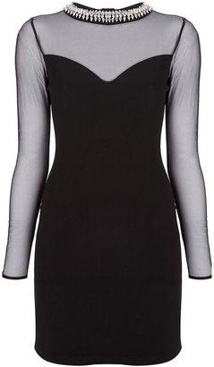 Philipp Plein embellished dress