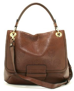 Orla Kiely Punched Wallflower Ivy Bag