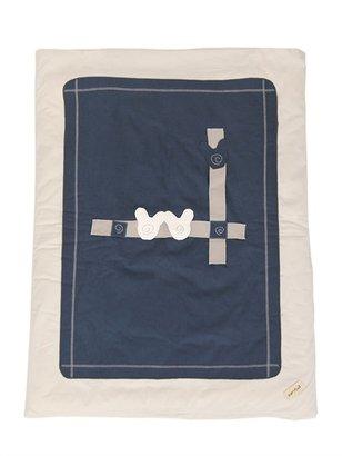 Cotton Poplin Duvet For Crib