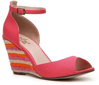 Kurt Geiger Miss Mosaic Wedge Sandal