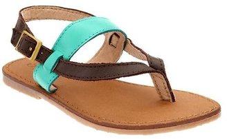 Gap Diane von Furstenberg ♥ babyGap colorblock sandals