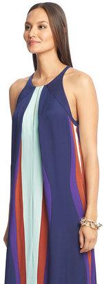 Diane von Furstenberg Jordan Silk Maxi Dress
