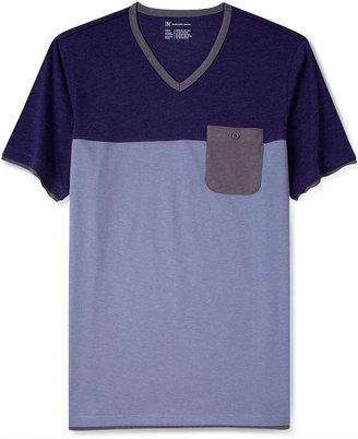INC International Concepts T-Shirt, Short Sleeve Bowery V-Neck T-Shirt