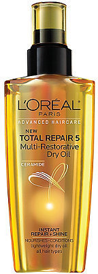 L'Oreal Total Repair 5 Multi-Restorative Dry Oil