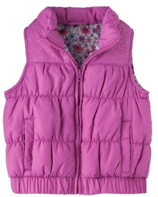 GE Genuine Kids from OshKosh TM Infant Toddler Girls' Puffer Vest
